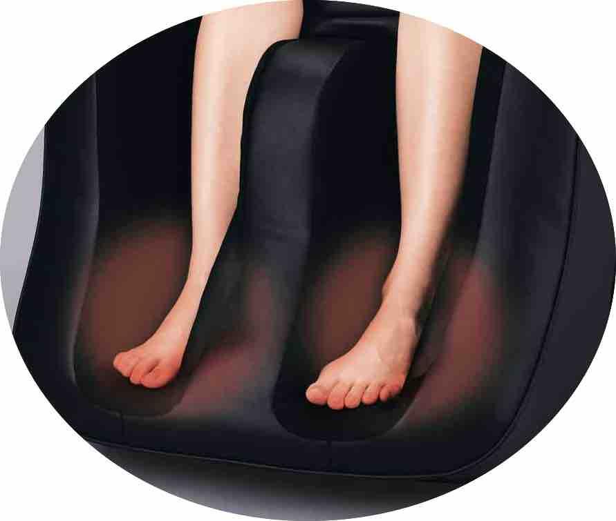 Fauteuil de Massage Sanyo DR7700 ZéroG 32