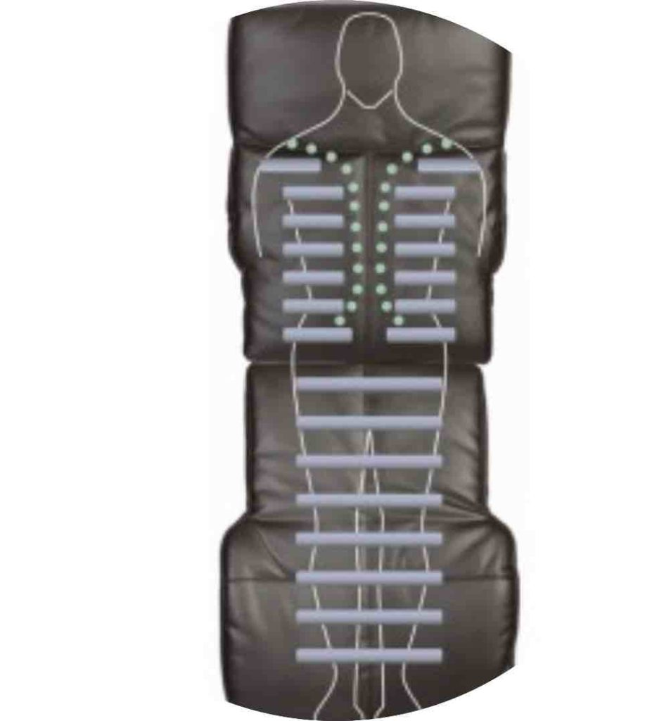 Fauteuil de relaxation Human touch PC 86 Serenity 16