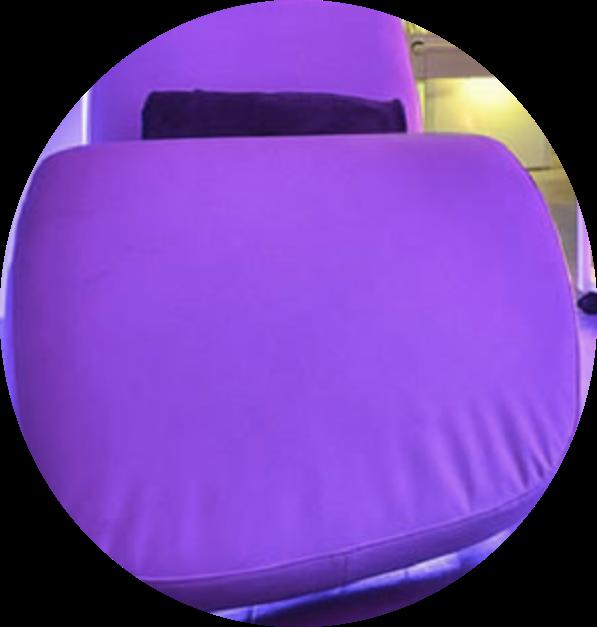 Fauteuil de relaxation Sensoriel professionnel 26