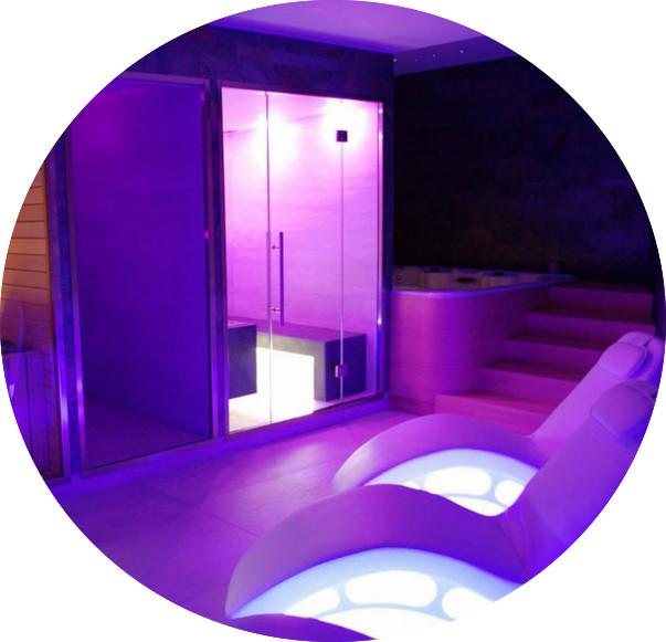 Fauteuil de relaxation Sensoriel professionnel 27