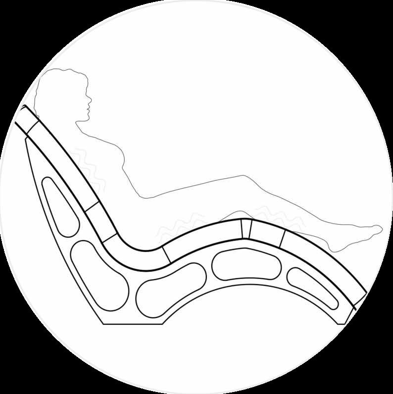 Fauteuil de relaxation Sensoriel professionnel 25