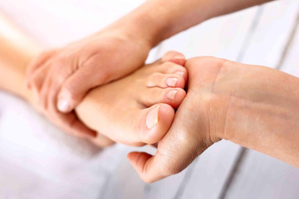 Le massage plantaire pour plus de bien-être