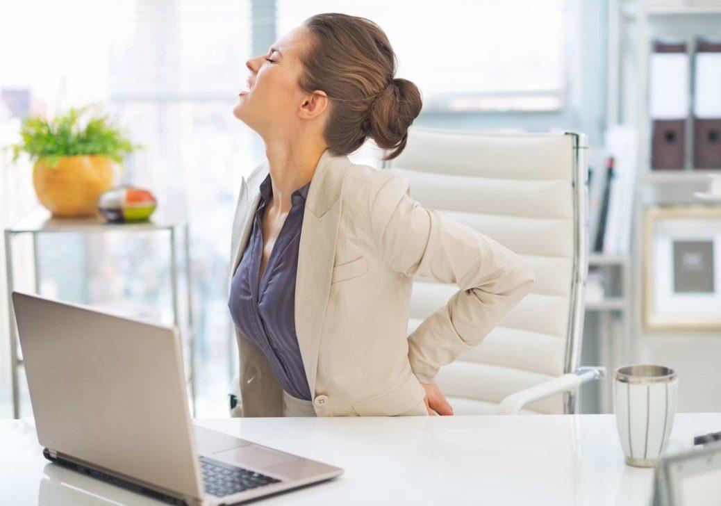 La prévention du mal de dos au travail