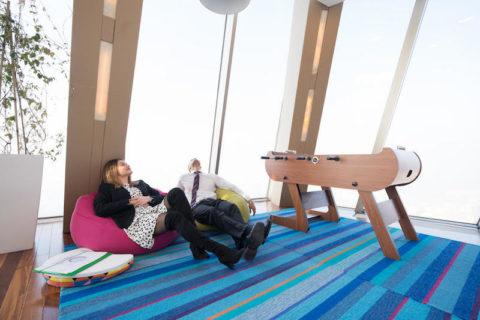 La salle de pause entreprise : le nouvel espace indispensable ?